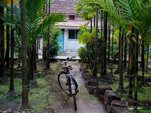 Bicycle and the House in Kokan