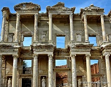 At Ephesus, Turkey