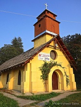 The pretty little church at Kotgarh