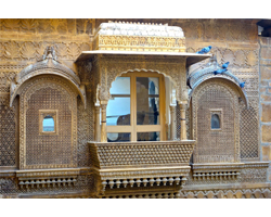 CJaisalmer Fort and the Golden City