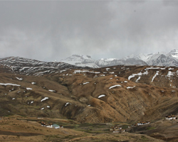 Langza and Gomic in Spiti