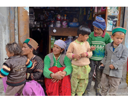 Women entrepreneurs of Chitkul, Himachal