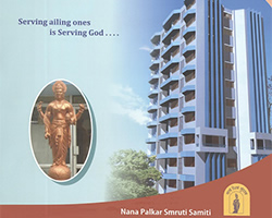 Nana Palkar Smruti Samiti, Mumbai - an NGO working for poor patients