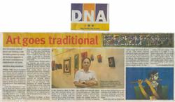 Art Goes Traditional DNA